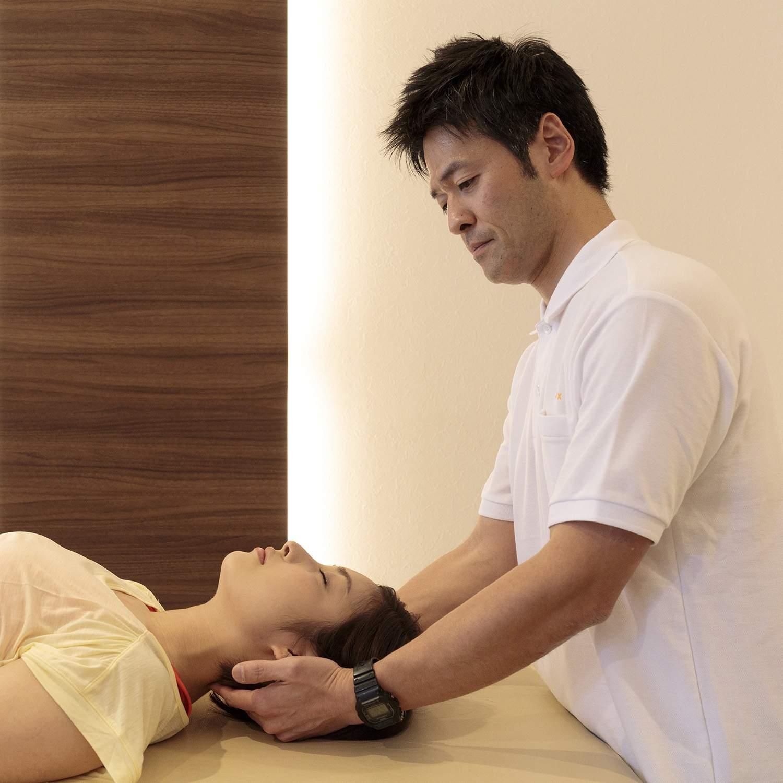 肩や首の痛み、腰痛などの改善